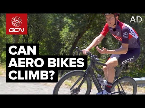 Can Aero Road Bikes Climb? | New Cannondale SystemSix