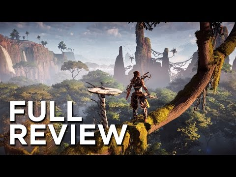 Horizon Zero Dawn Full Review - Best Exclusive Of The Generation