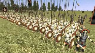 Rome Total War Online Battle #1831: Macedon vs Seleucids
