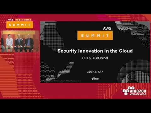 Security Innovation in the Cloud: CIO & CISO Panel (119676)