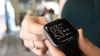 $199 Fitbit Versa 2 with Amazon Alexa, Sleep tracking, Spotify/Pandora/Deezer, 24/7 heart rate