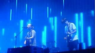 Give Up the Ghost - Radiohead - Firenze 23.9.2012 - italy - first row