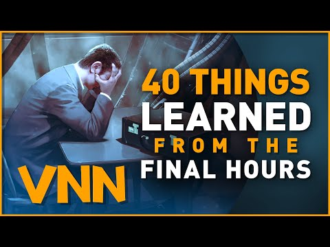 HalfLife Alyx Final Hours  40 Things Learned