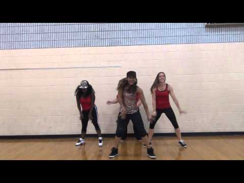 Impacto (Remix) by Daddy Yankee, feat. Fergie, Choreo by Natalie Haskell for Dance Fitness