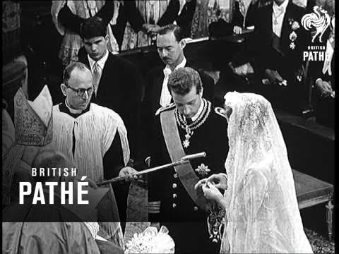 Selected Originals - Belgian Royal Wedding  (1959)