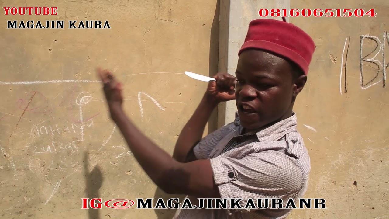 Download Magajin kaura Dan kwacan waya saban comedy