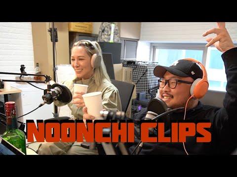 Drunk on LIVE RADIO in Korea !- Noonchi Podcast- ft Amy Aleha