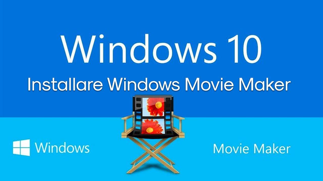 windows live movie maker windows 10 gratis