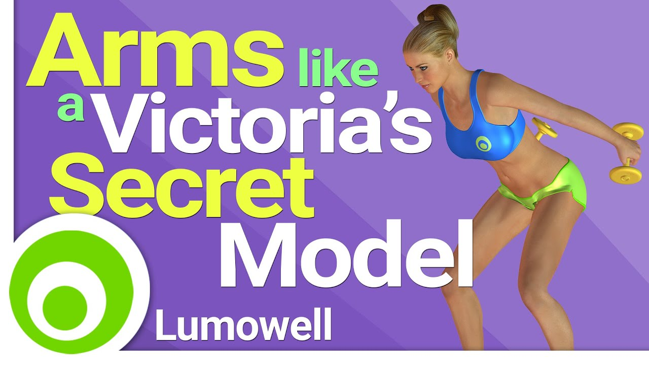 Wiggles Exercise Victorias Secret Arms Like a Victoria's...