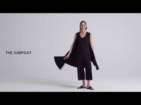 This Is How We Wear It: EILEEN FISHER June 2017