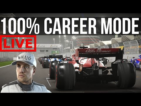 Download F1 2019 - Can We Actually Finish A Race? | 100% Career Mode