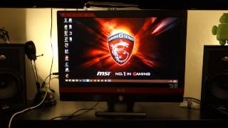 MSI 24GE 2QE GTX960M All-In-One Gaming PC Review - By TotallydubbedHD