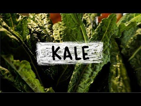 Superfoods - Kale