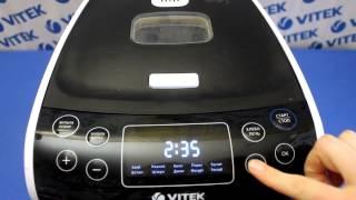 Рецепт приготовления киша с курицей и грибами в мультиварке VITEK VT-4209 BW
