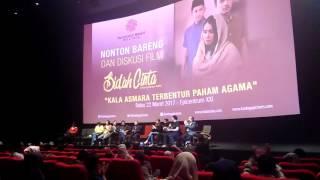 Video Bedah Film Bidah Cinta, Pendiskreditan terhadap Wahabi download MP3, 3GP, MP4, WEBM, AVI, FLV Juni 2018