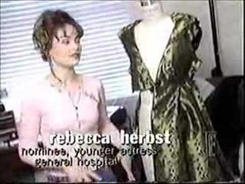 Rebecca Herbst  E! Daytime's Brightest  1999