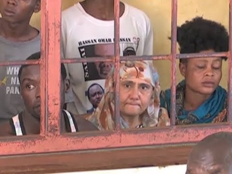 Mombasa family on human trafficking charges out on bond