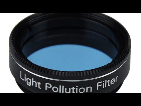 Gosky light pollution reduction filter review