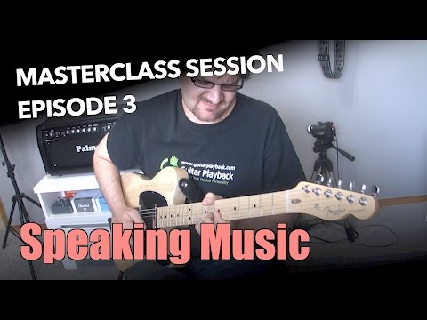 How To Improvise On Guitar Guitar Masterclass