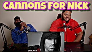 Denace - Cannon for Nick (NICK CANNON DISS RESPONSE) (REACTION)