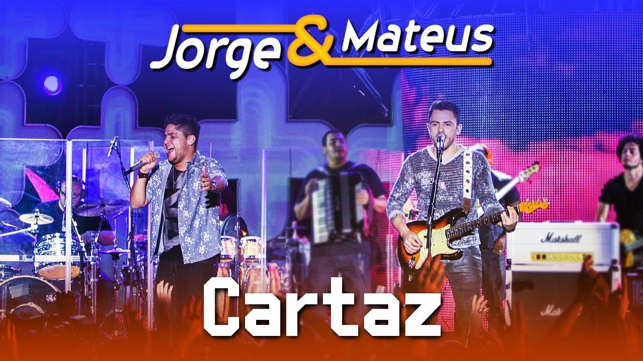 Jorge & Mateus — Cartaz — [DVD Ao Vivo em Jurerê] — (Clipe Oficial)