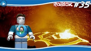 the ROBLOX FLOOR IS LAVA! #35-ROBLOX