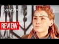 Horizon: Zero Dawn REVIEW / TEST - Darum ist das PS4-Exklusivspiel ein Hit