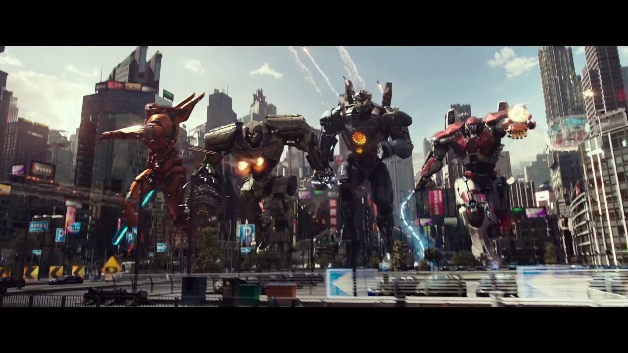 Pacific Rim: Povstanie (Pacific Rim: Uprising) - oficiálny slovenský HD trailer