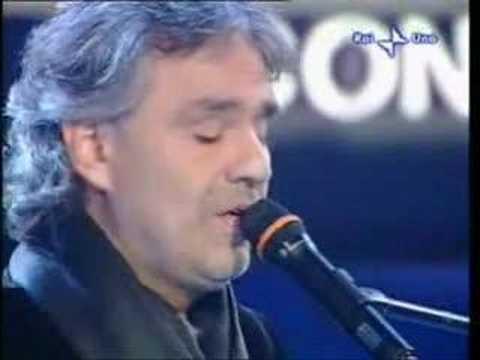 LETRA EL SILENCIO DE LA ESPERA - Andrea Bocelli - musica.com