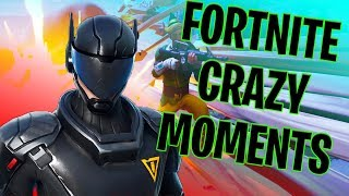 CRAZY MOMENTS - FORTNITE(Epic Fails and Funny Moments in FORTNITE)