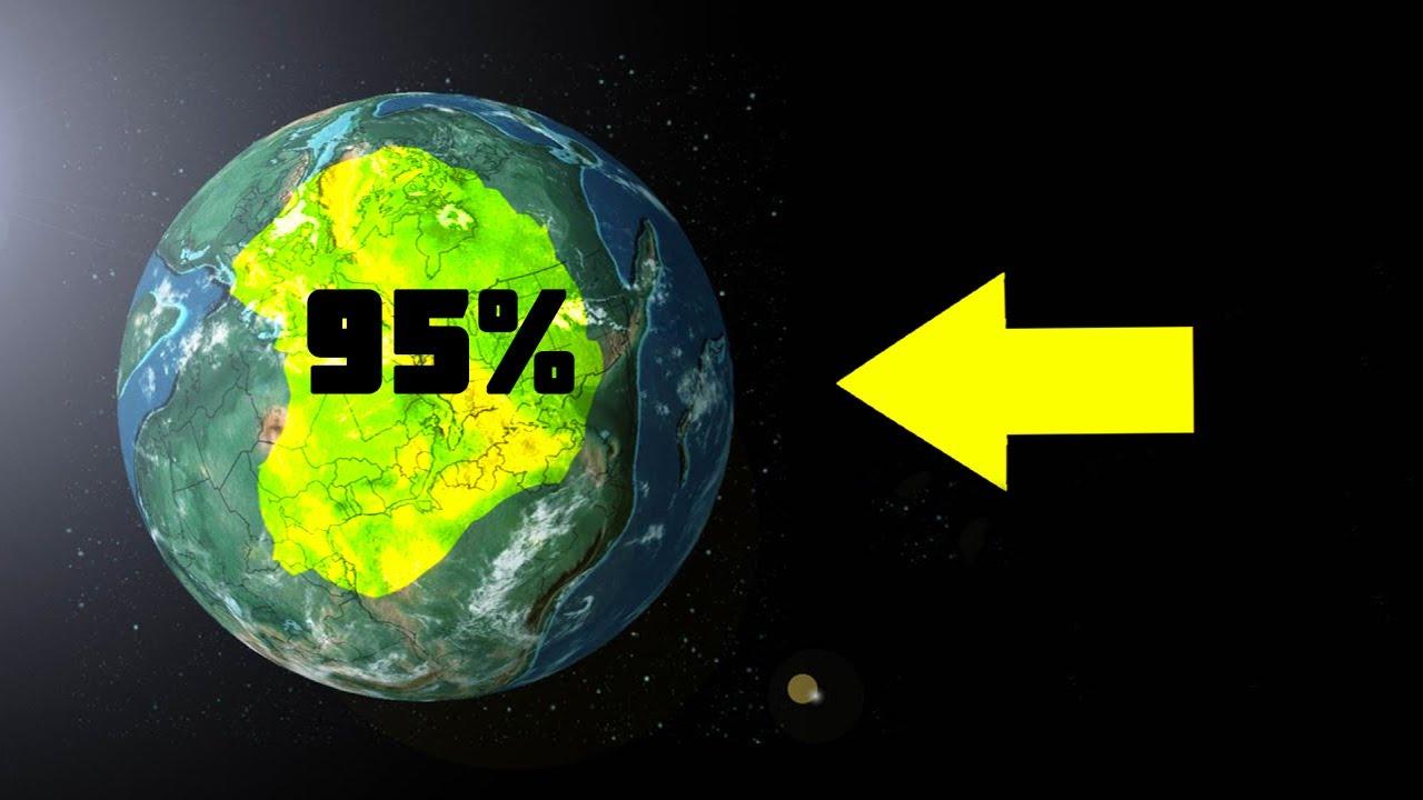 95% НА ЭТОЙ ПЛАНЕТЕ МОЖЕТ БЫТЬ ЖИЗНЬ