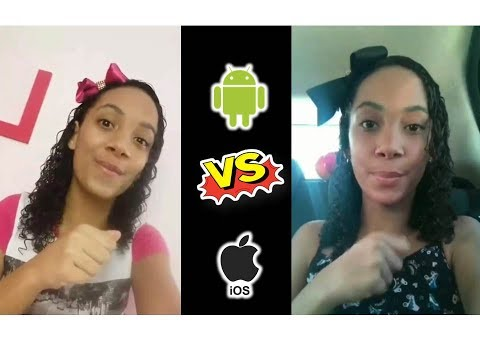 MUSICALLY - ANDROID Vs IOS