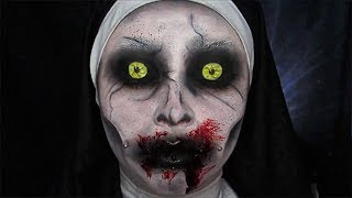 Quick and Easy Halloween Makeup