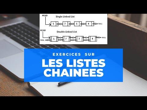 Exercice :  Longueur D'une Liste Chainée