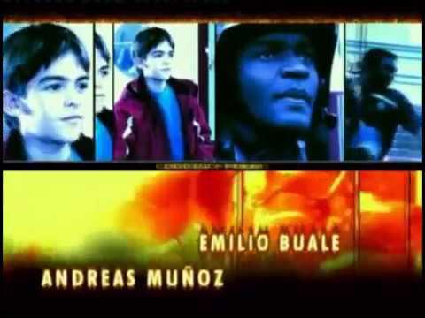 Código fuego 2003 Cabecera. Serie de Antena 3