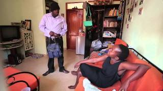 Kansiime Anne the thief advisor. African comedy.