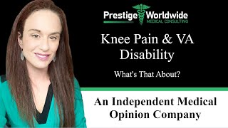 Knee Pain & VA Disability. What's That About?