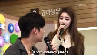 Dream High 2 (sueña alto 2) - JB & RI AN / Together sub español