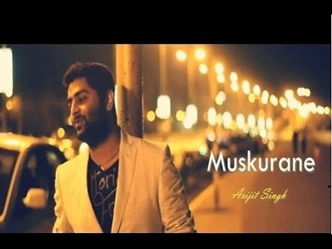 Muskurane(Reprise)  Full Song feat Arijit Singh Citylights 2014