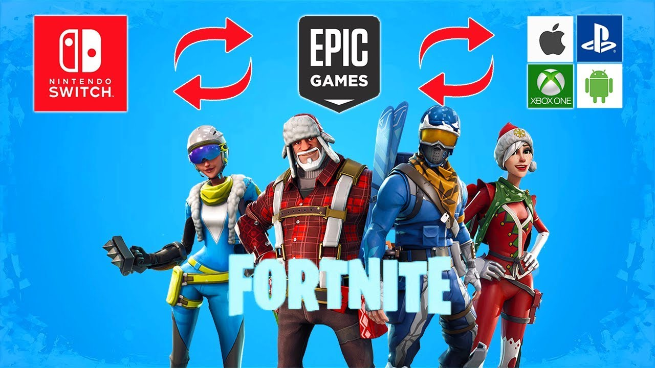 How to Connect Nintendo Switch to ANY Fortnite Epic ...