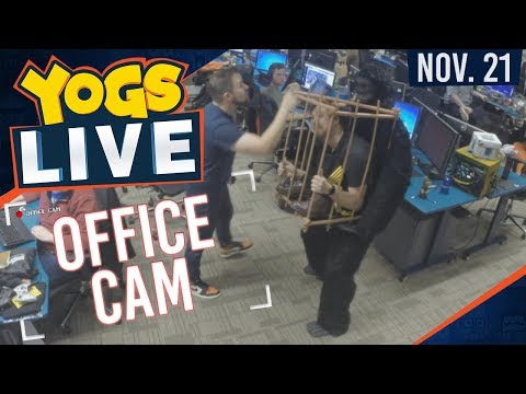 HELP SMITHY!! - Office Cams! - 21st November 2017