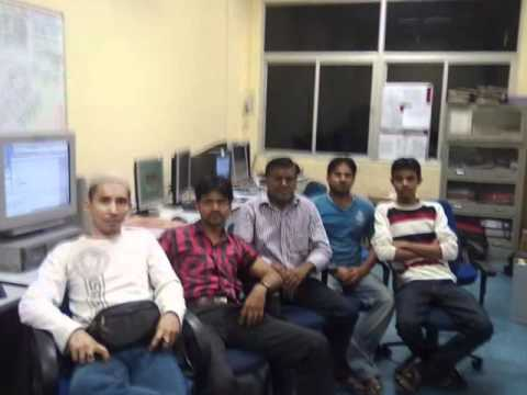 Life in Alcatel-Lucent, Bhopal.wmv