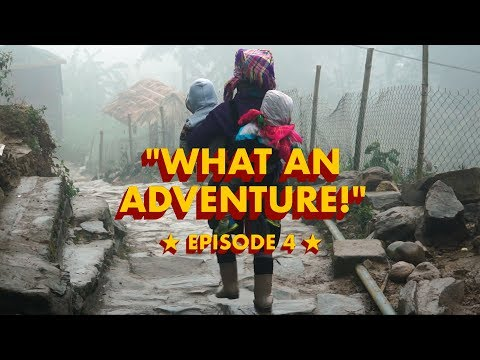 """WHAT AN ADVENTURE!"" 