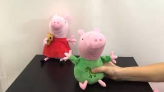 "Мягкие игрушки ""Семья Свинки Пеппа"""