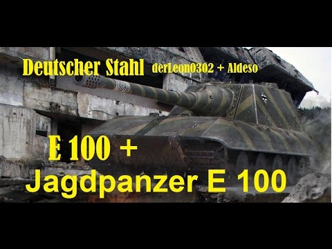 World of Tanks Gast-Replay 0155 (deutsch)  Deutscher Stahl 1