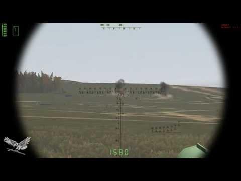 Виртуальный танковый биатлон. BERKUT 2.0. ФИНАЛ