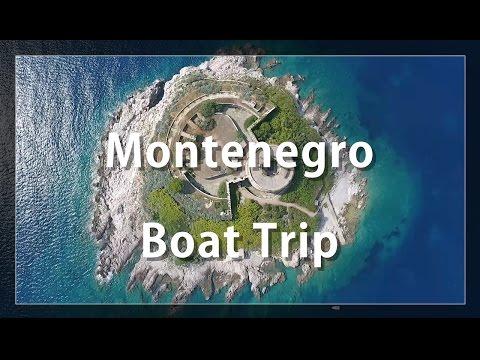 Montenegro Boat Trip 2016