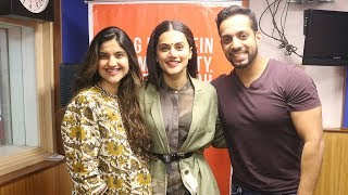 Taapsee Pannu | The Complete Interview | Mulk