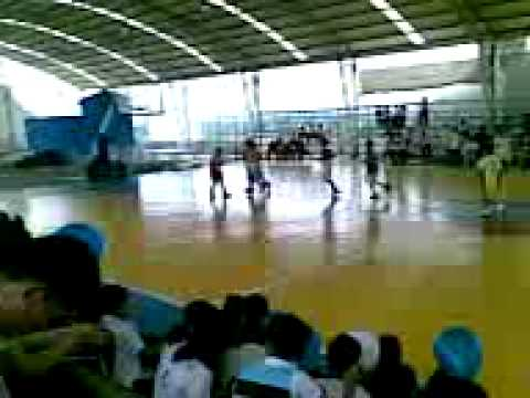 WhaT a Move ! JMC's Basketball Tournament 2009 .