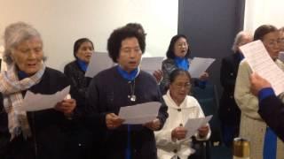 Tập Hát : CAO CUNG LÊN - Hội các bà mẹ công giáo
